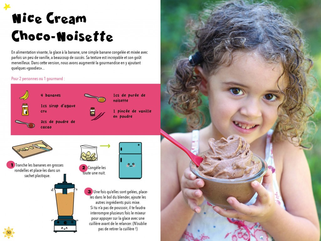 glace choco noisette