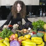Mes fruits et légumes pour la semaine +  ce que je vais en faire – Vegan/MostlyRaw/ZéroDéchets